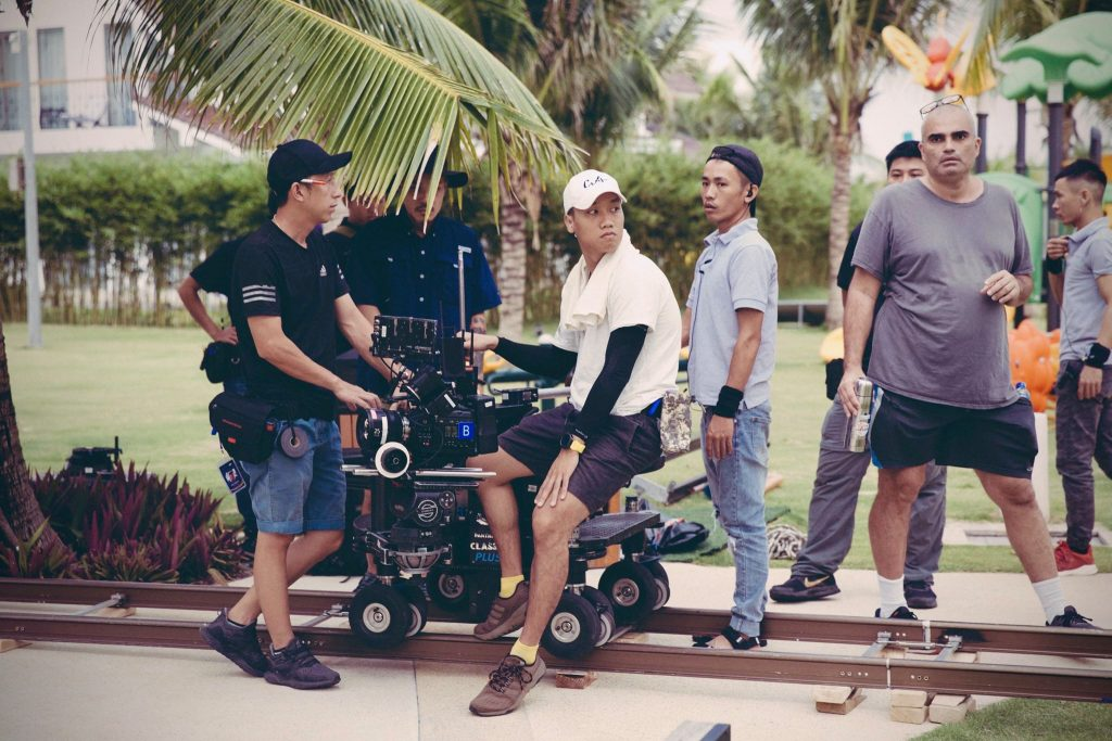 Camera Operator trẻ Việt Nam